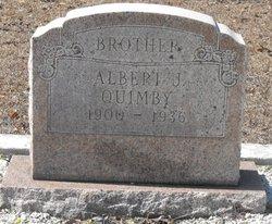 Albert J Quimby