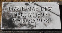 Lizzie Mae Dew