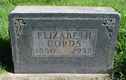 Elizabeth <i>Beeh</i> Cords