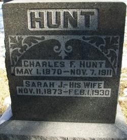 Charles F. Hunt