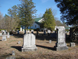 West Union Baptist Church Cemetery