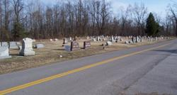 Cash Creek Baptist Church Cemetery