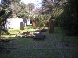Saint Peters Episcopal Church Cemetery