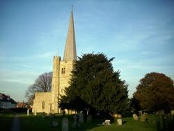 Hoo St Werburgh Churchyard