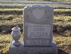 James Dude Butler