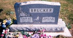 Flossie Mae <i>Brown</i> Brucker