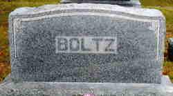 Mary <i>Meck</i> Boltz