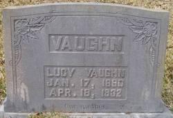 Lucy R <i>Dorman</i> Vaughn
