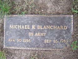Michael K. Blanchard