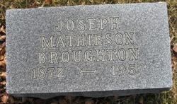 Joseph Mathiesen Broughton