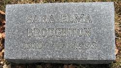 Sara Elma Broughton