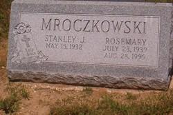 Rosemary <i>Schoch</i> Mroczkowski