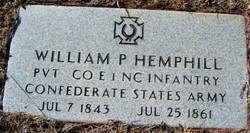 William P. Hemphill