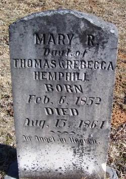 Mary R. Hemphill