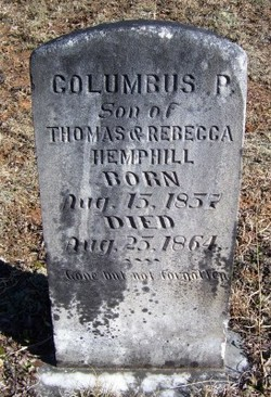 Columbus P. Hemphill