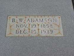 Benjamin Willis Adamson