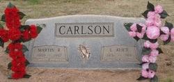 Lillie Alice <i>Page</i> Carlson