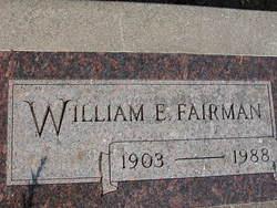 William Earl Fairman