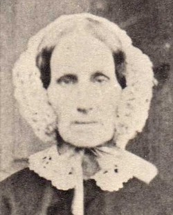 Elizabeth <i>Alder</i> Tidmarsh