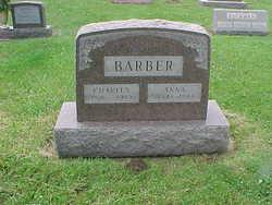 Anna Maria <i>Krugg</i> Barber