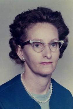 Mildred Irene <i>Pears</i> Chapman