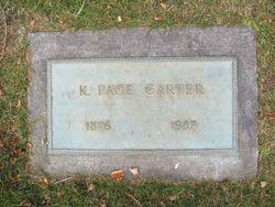 Kelton Page Carter