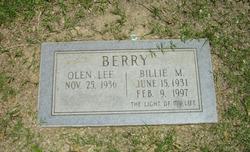 Billie M Berry