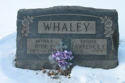 Rose Ellen <i>Leffler</i> Whaley
