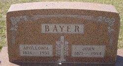 John Bayer, Sr