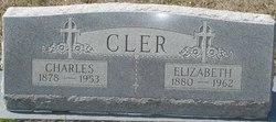 Elizabeth 'Lizzie' <i>Kleiss</i> Cler