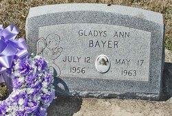 Gladys Ann Bayer