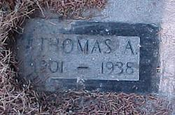 Thomas A. Thacker