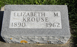 Elizabeth Minnie Krouse