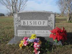 Lola D. <i>Reynolds</i> Bishop