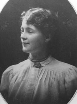 Flora Elsie <i>Huxley</i> Burd