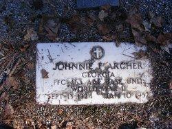 Johnnie F. Archer