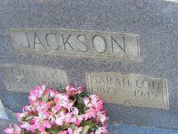 Sarah Lou Jackson