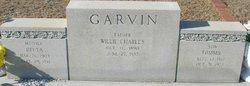 Willie Charles Garvin, Sr