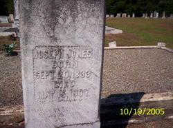 Pvt Joseph Jones