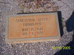 Capt Singleton Allen Thornton