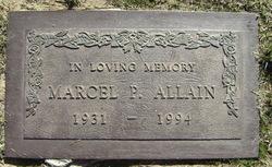 Marcel Phillip Allain