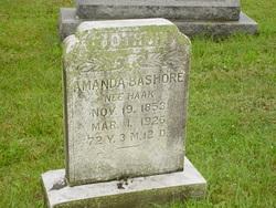 Amanda <i>Haak</i> Bashore