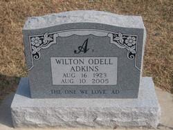 Wilton Odell Adkins