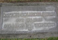 Dayton Colander Bill Hurin