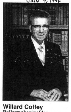Willard Haskell Coffey