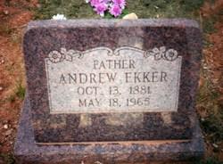 Andrew Ekker