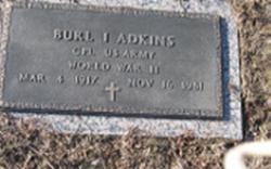 Burl I Adkins