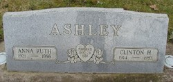 Anna Ruth Ashley