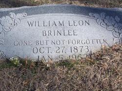 William Leon Hoss Brinlee