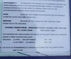Kent County Crematorium